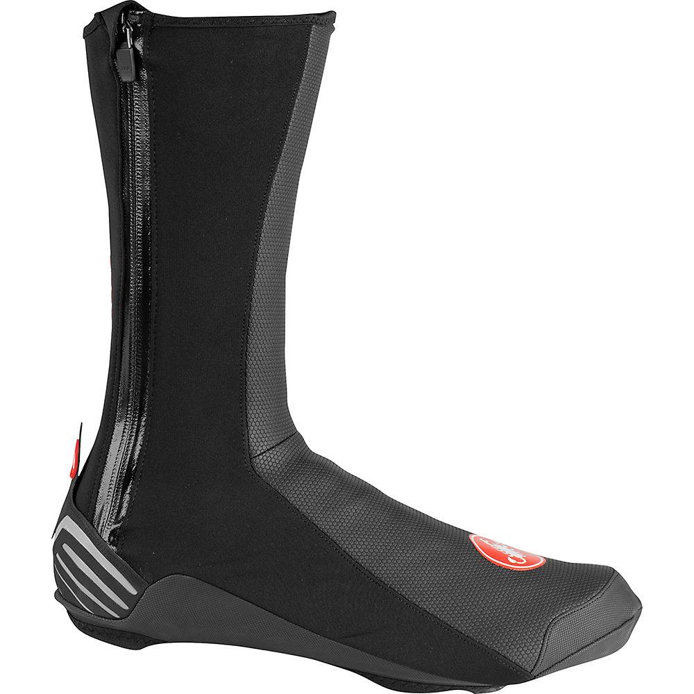 Castelli ROS 2 Shoecovers Overshoes  - Negro, Negro