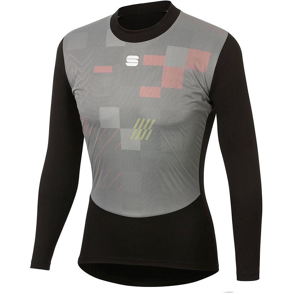 Sportful Fiandre LS Thermal Baselayer  - Negro - XS, Negro