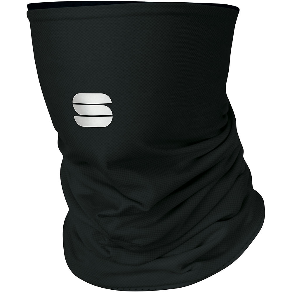 Sportful Womens Neck Warmer  - Black - One Size  Black