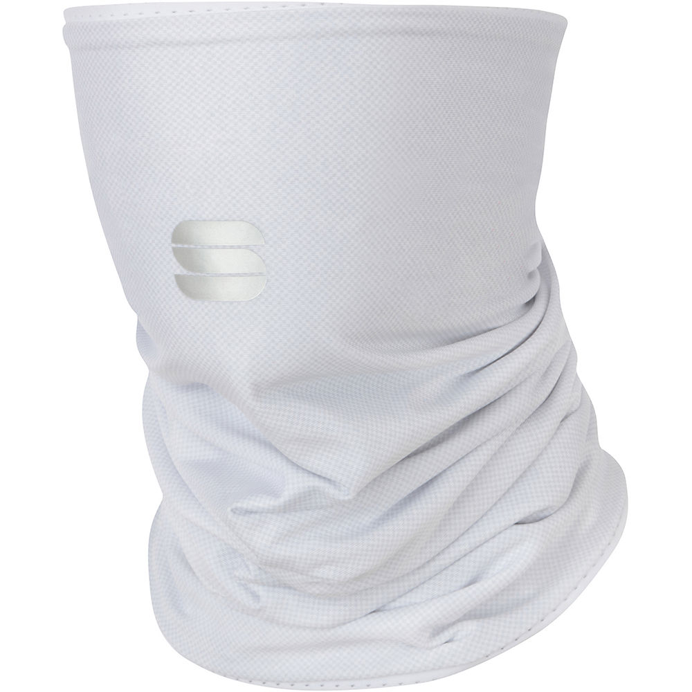 Sportful Womens Neck Warmer  - White - One Size  White