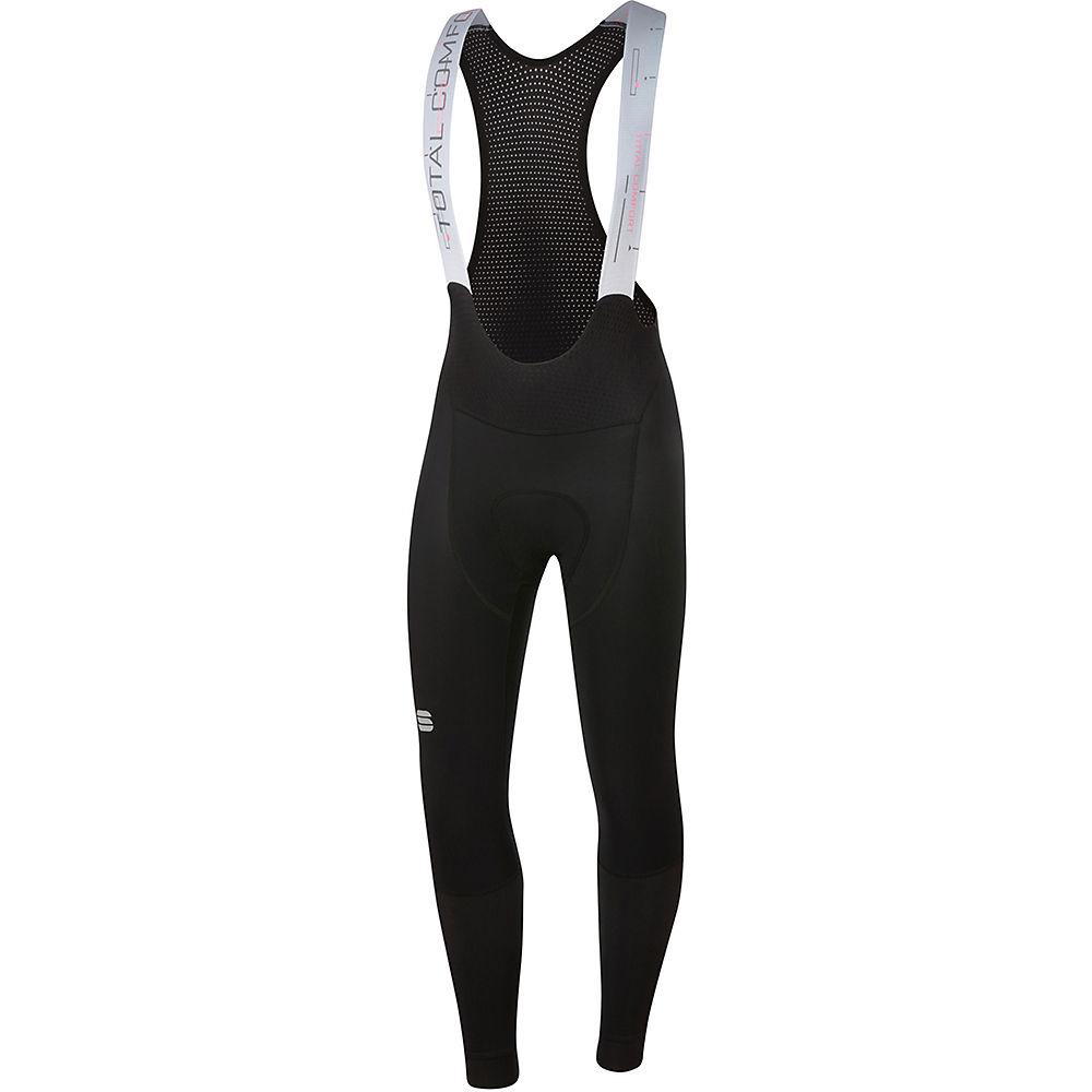 Sportful Womens Total Comfort Bibtight  - Black - Xl  Black