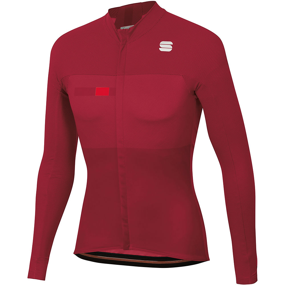 Sportful Bodyfit Pro Thermal Jersey  - Red Rumba-red - Xxxl  Red Rumba-red