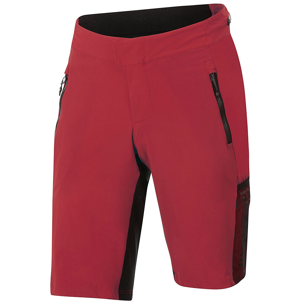 Sportful Supergiara Overshort - Red Rumba - Xxxl  Red Rumba
