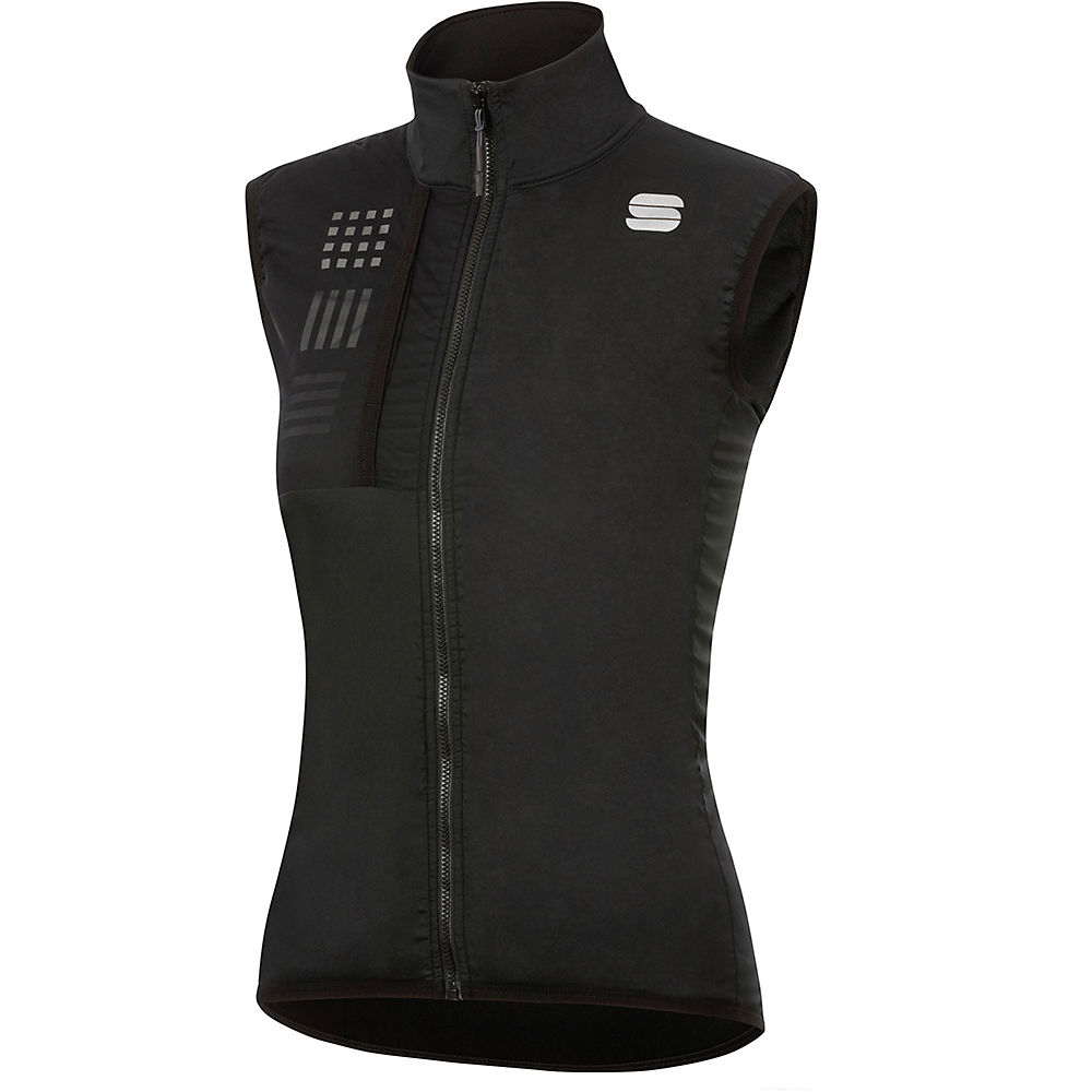 Sportful Women's Giara Layer Vest  - Negro - XS, Negro