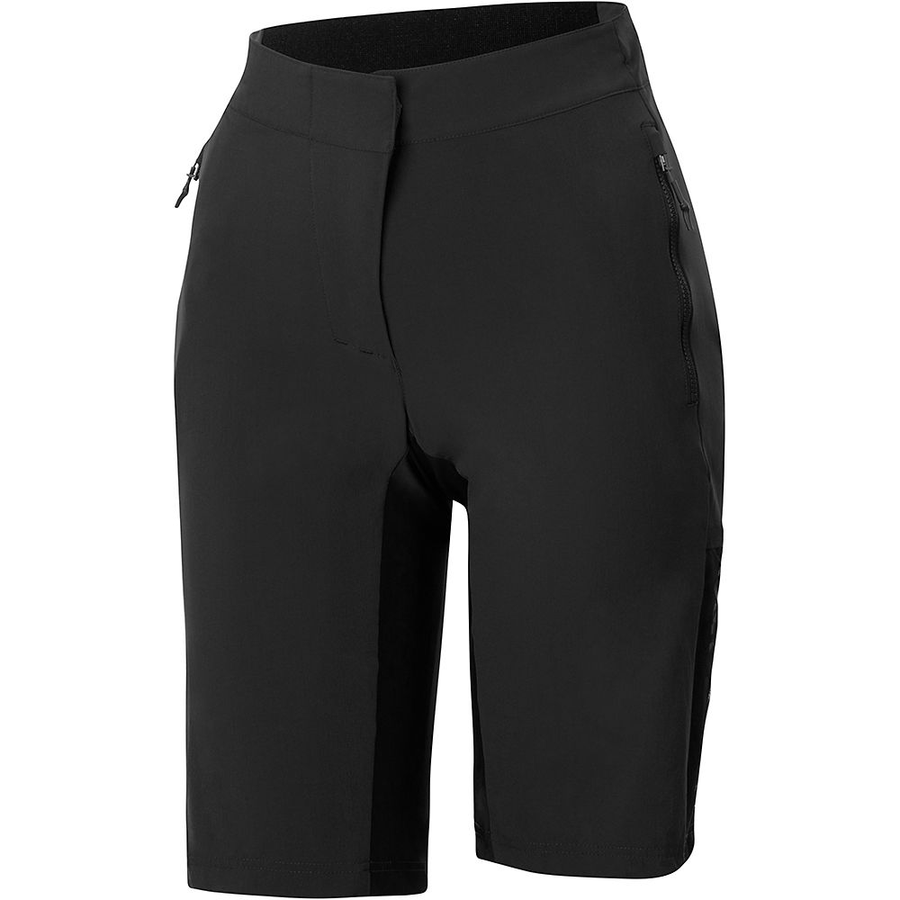 Sportful Womens Supergiara Overshort  - Black - Xs  Black