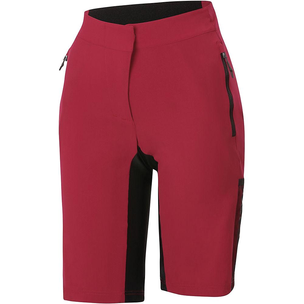 Sportful Womens Supergiara Overshort  - Red Rumba  Red Rumba