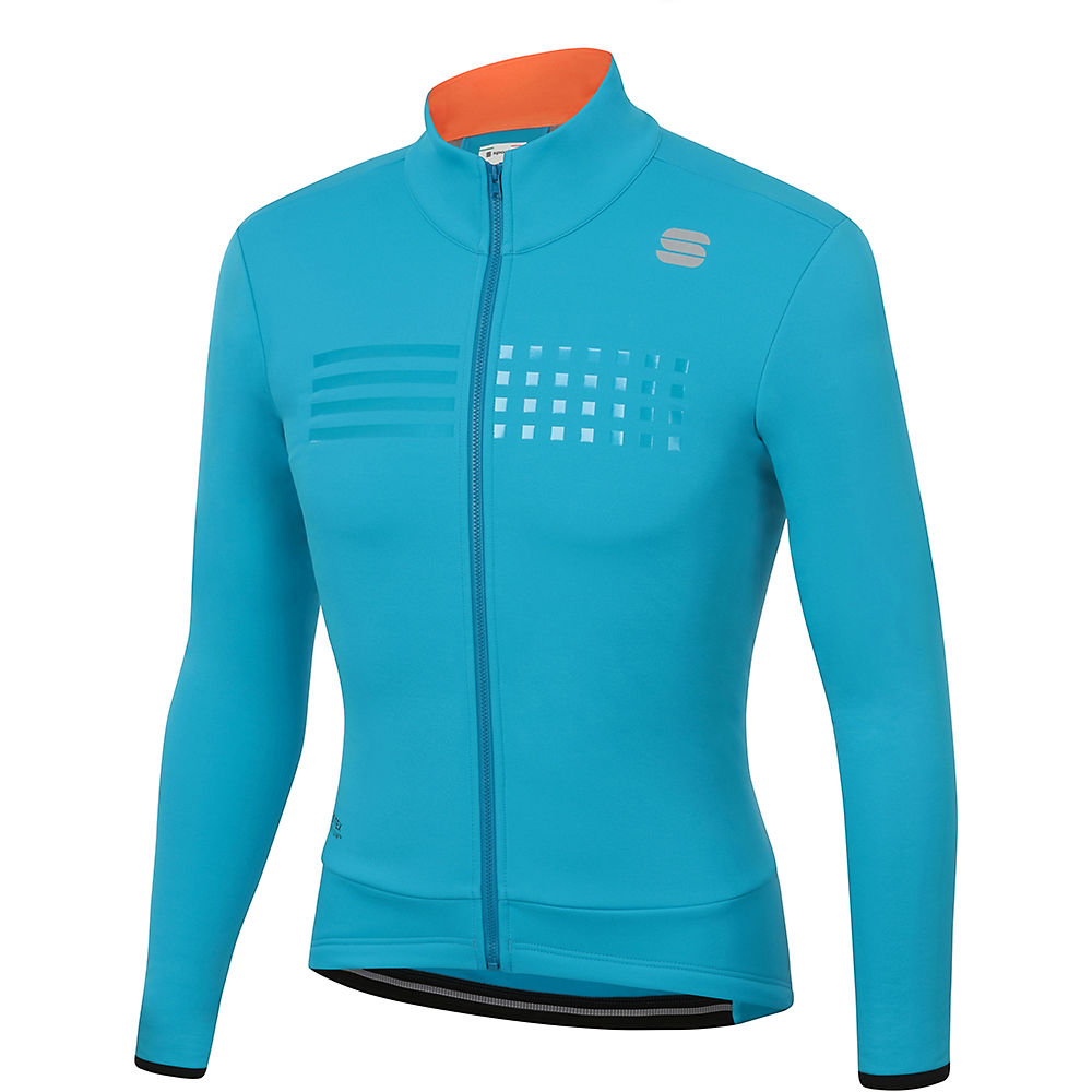 Sportful Tempo Jacket  - Blue Atomic  Blue Atomic