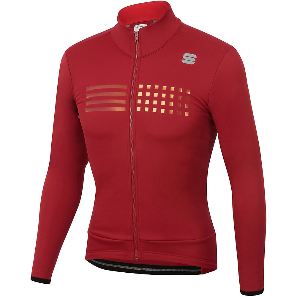 Sportful Tempo Jacket  - Red Rumba  Red Rumba