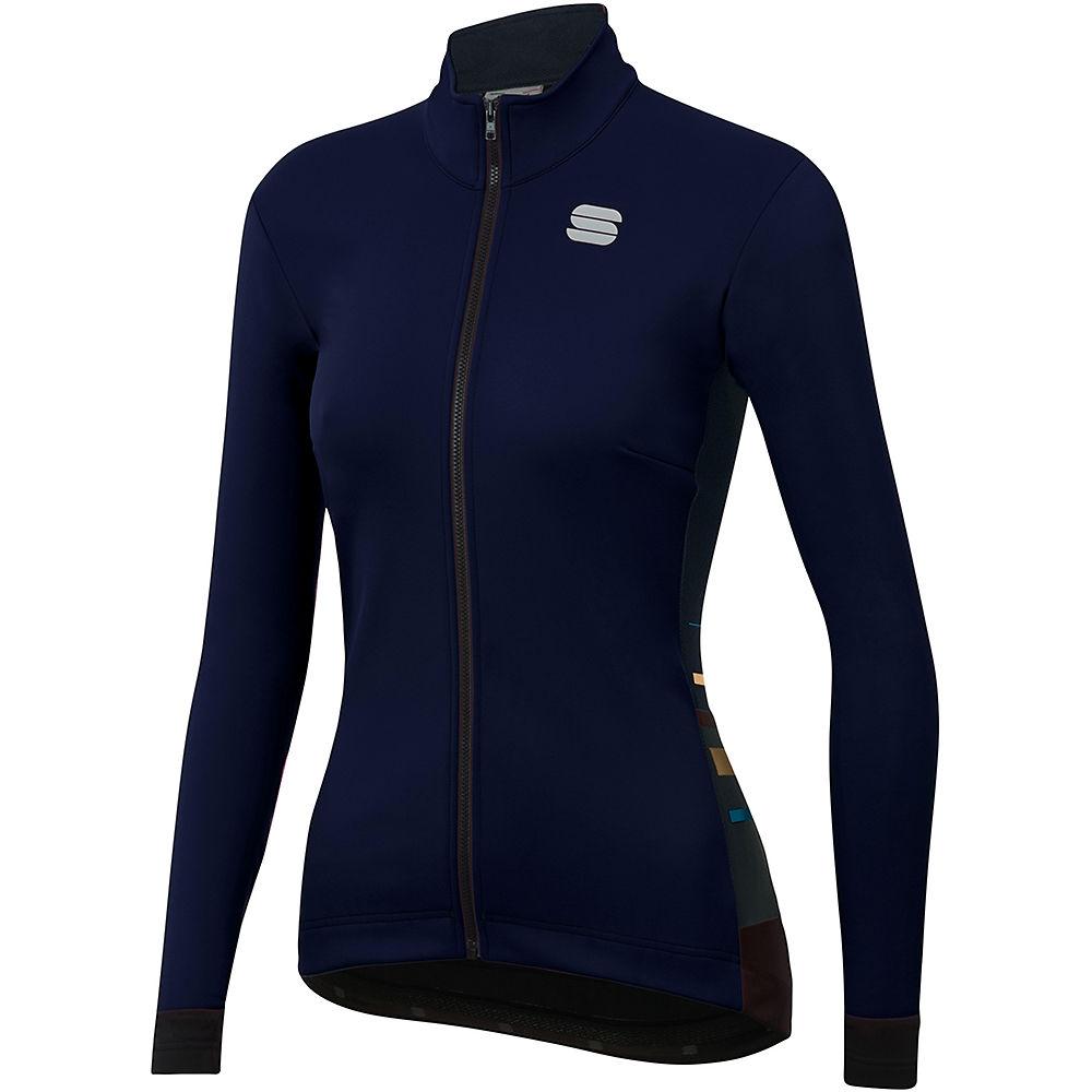 Sportful Womens Neo Softshell Jacket  - Blue - Xs  Blue