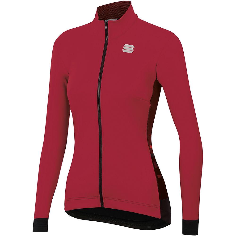 Sportful Womens Neo Softshell Jacket  - Red Rumba - Xl  Red Rumba