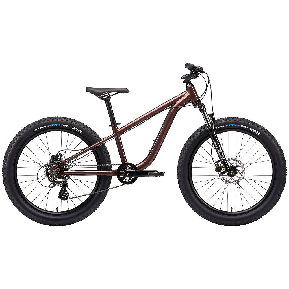 Kona Honzo 24 Hardtail Kids Bike 2021 - Gloss Prism Rust - Purple, Gloss Prism Rust - Purple