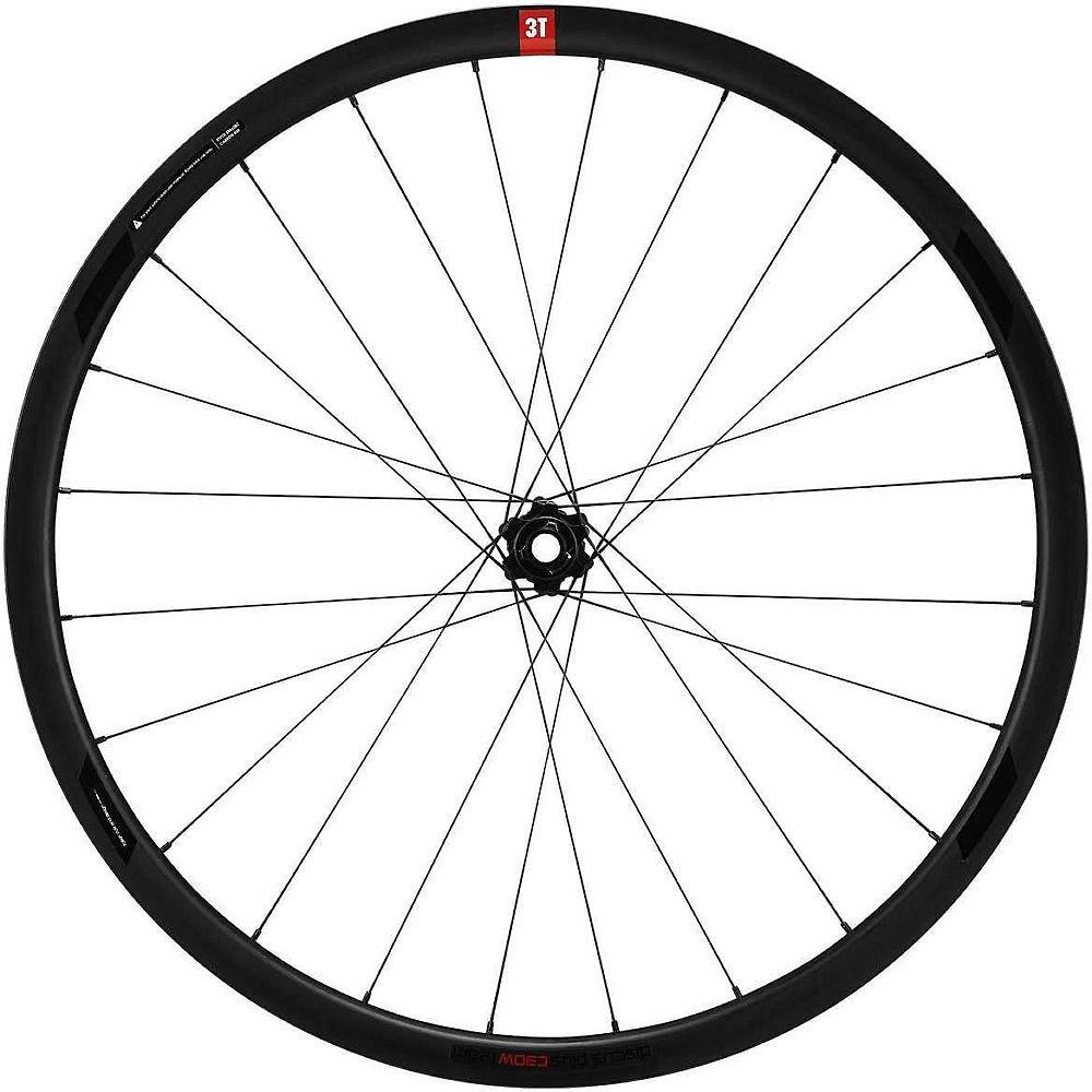 3T R Discus Plus C30W Lighter Rear Wheel - Black - SRAM XD, Black