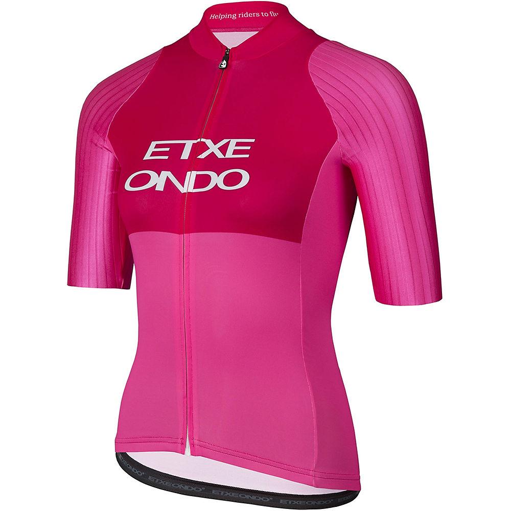 Etxeondo Ona Aero Jersey  - Pink - L  Pink