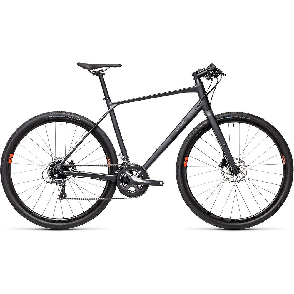 Cube Sl Road Bike 2021 - Iridium - Black - 59cm (23)  Iridium - Black