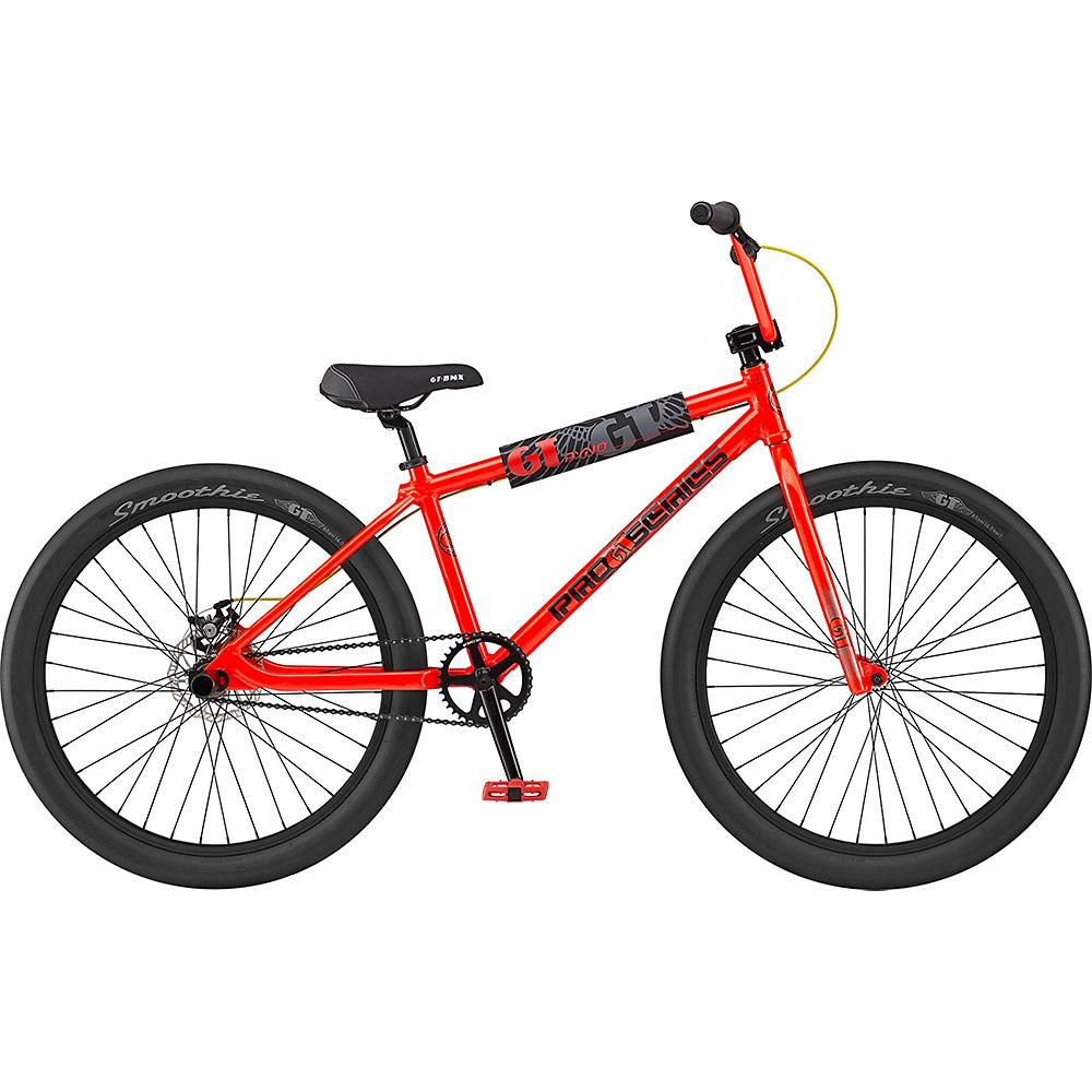 GT Pro Series Heritage 26 Bike 2021 - Rojo, Rojo