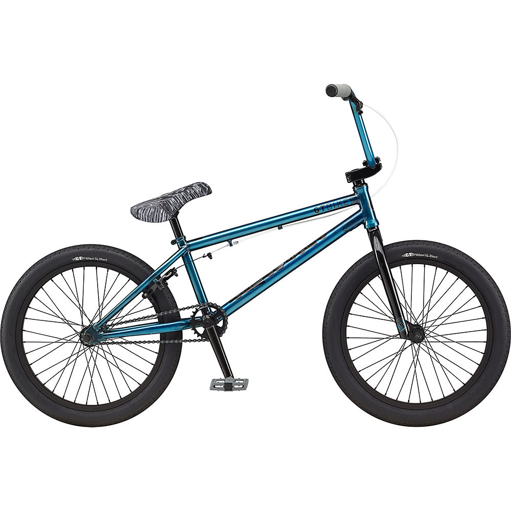 """GT Performer 20 Bike 2021 - Teal - 20"""", Teal"""