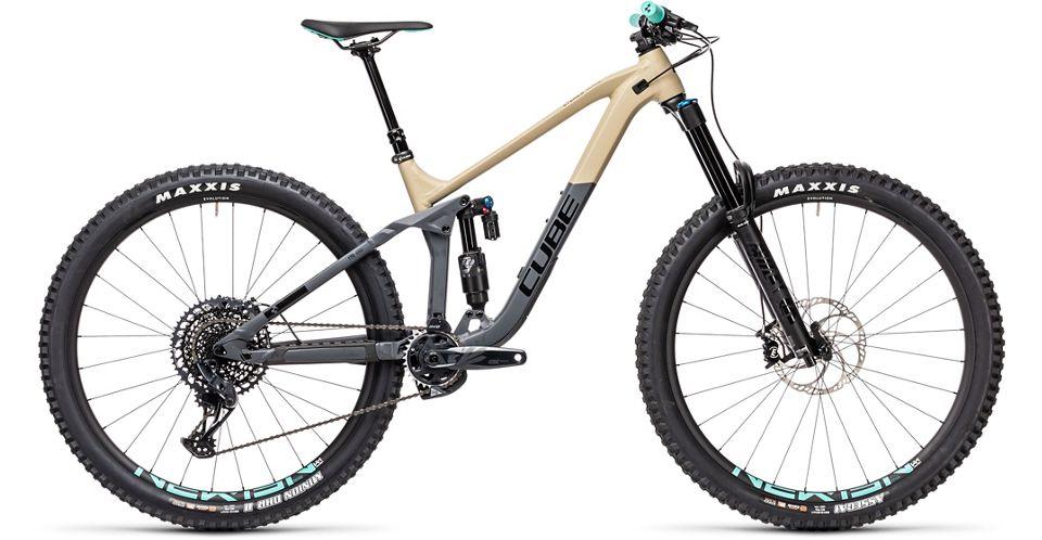 Cube Stereo 170 Race 29 Suspension Bike 2021