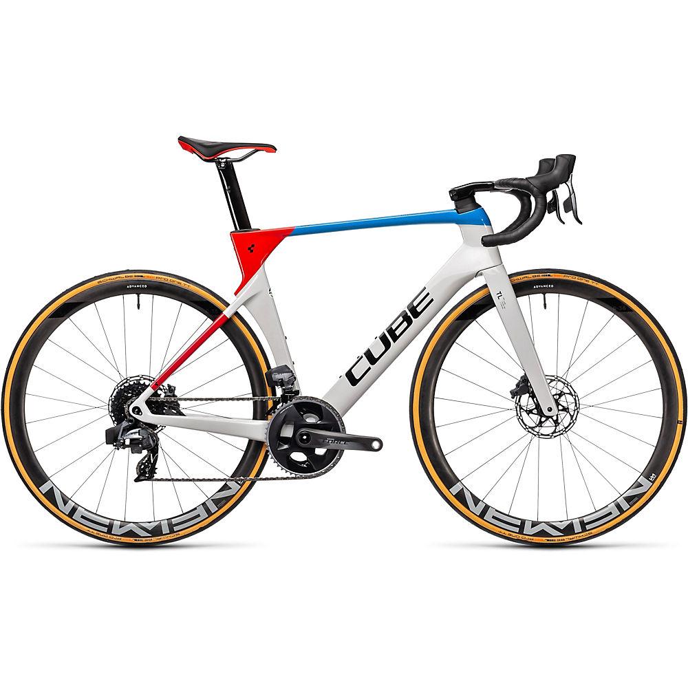 Cube Litening C:68x Race Road Bike 2021 - Teamline - 52cm (20.5)  Teamline