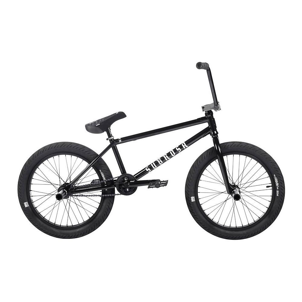Subrosa Letum BMX Bike 2021 - Negro, Negro