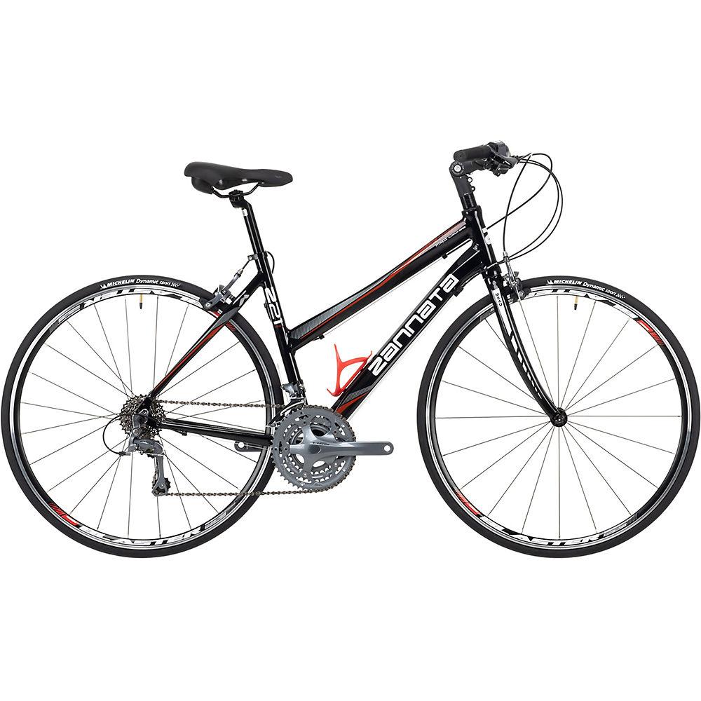 Zannata Z21 Road Bike 2020 - Black - Red - 53.5cm (21)  Black - Red