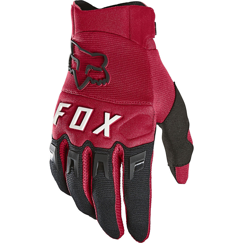 Fox Racing Dirtpaw Race Gloves 2021 - Flame Red  Flame Red