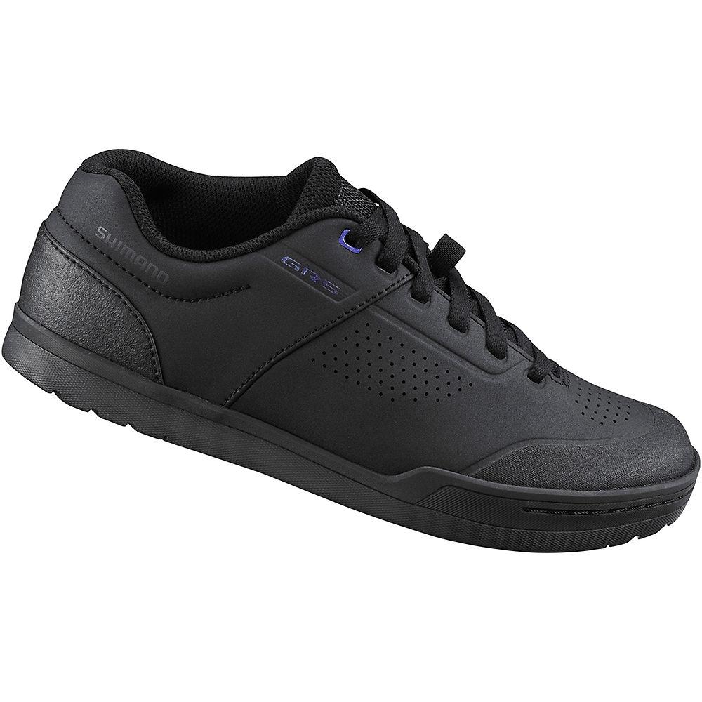 Shimano Women's GR5W MTB Shoes 2021 - Black - EU 38, Black