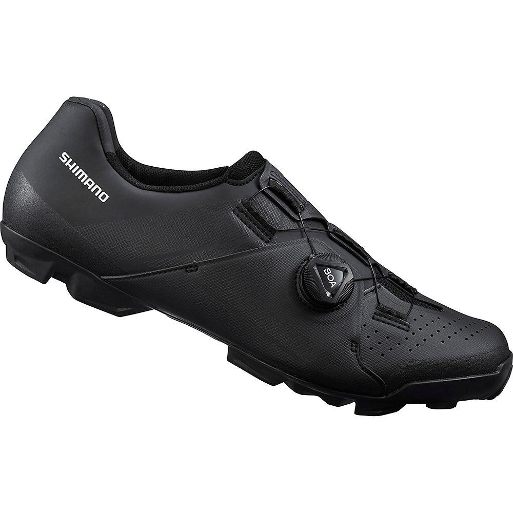 Shimano Xc3 Spd Mtb Shoes 2021 - Black - Eu 40  Black