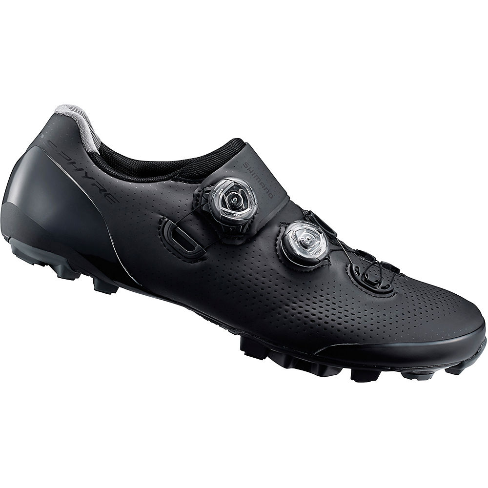 Shimano Xc9 S-phyre Mtb Shoes 2021 - Black - Eu 47.3  Black
