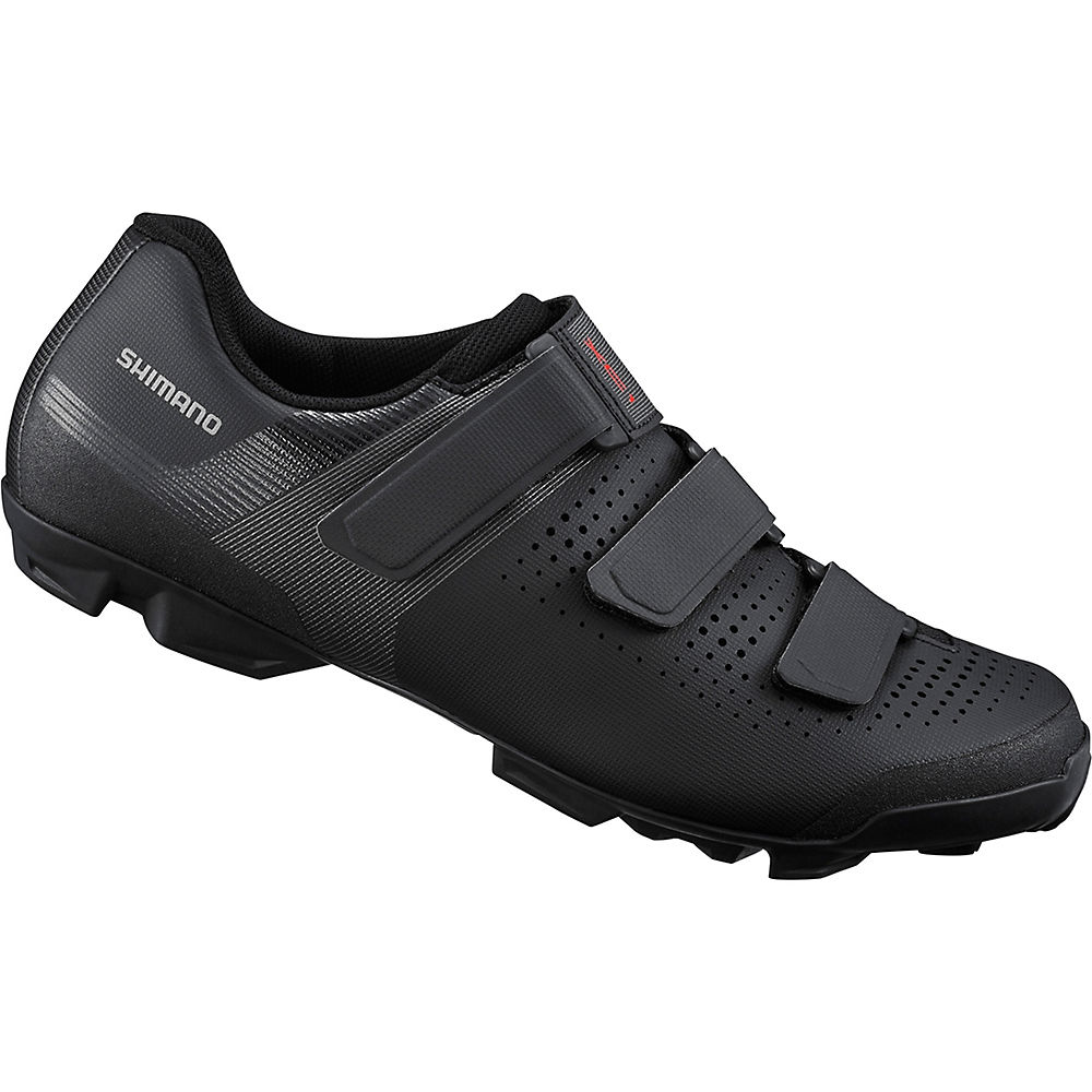 Shimano Xc100 Mtb Spd Shoes 2021 - Black - Eu 47.3  Black