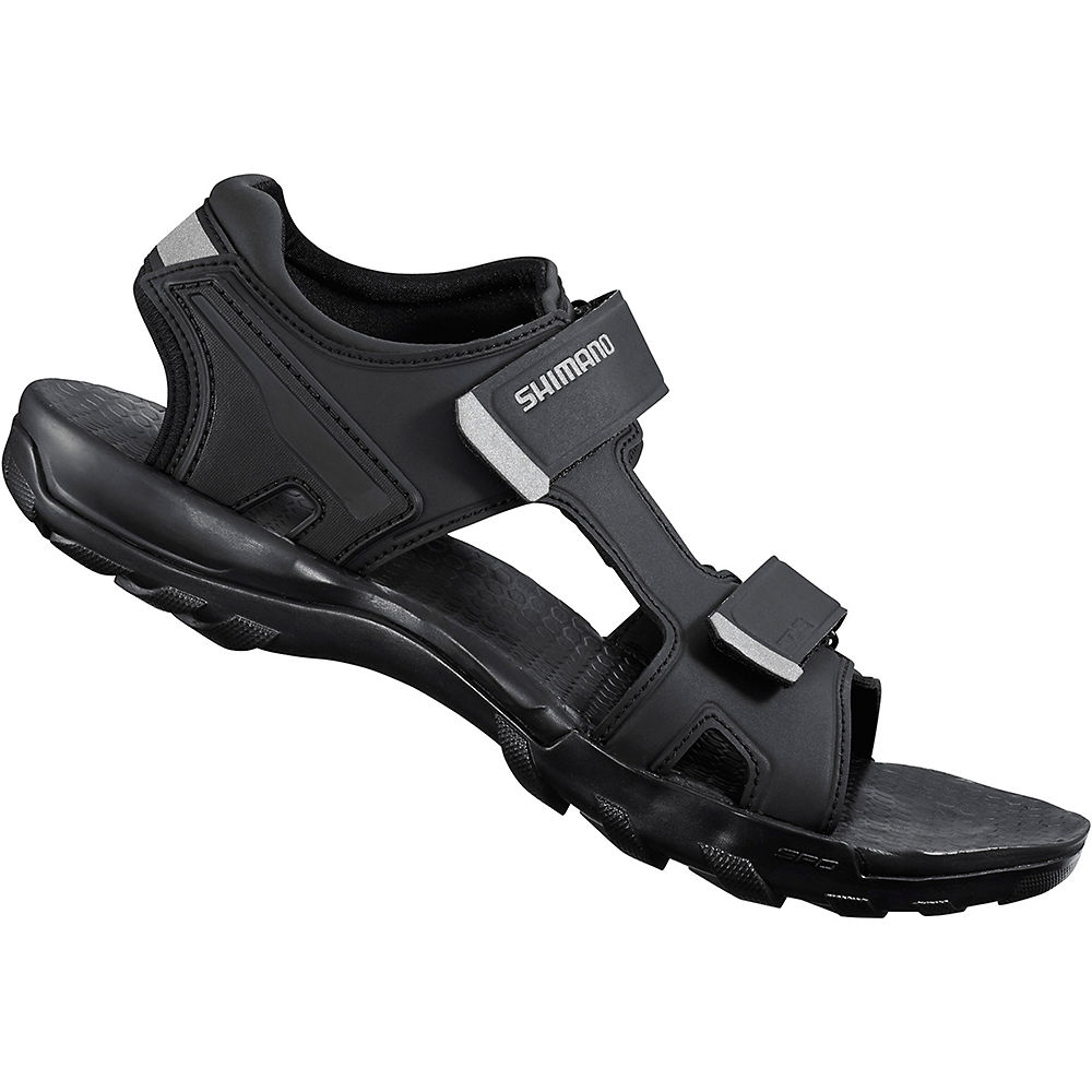 Shimano SD5 Sandals 2021 - Black - EU 44, Black