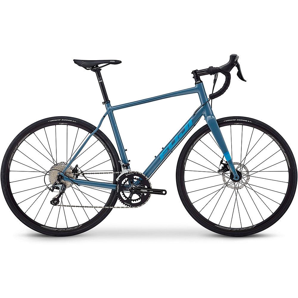 "Image of Fuji Sportif 1.3 Disc Road Bike 2021 - Cool Grey - 54cm (21""), Cool Grey"