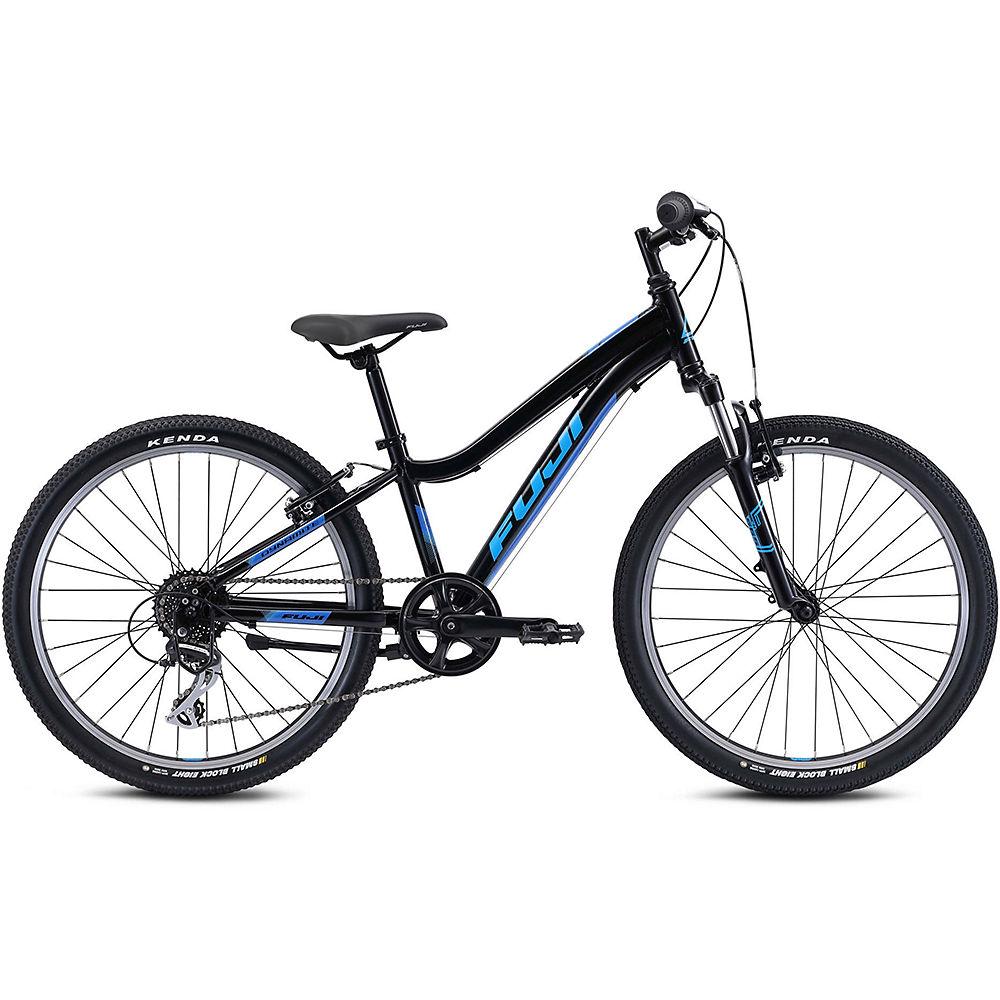 Fuji Dynamite 24 COMP Kids Bike 2021 - Negro/Azul, Negro/Azul
