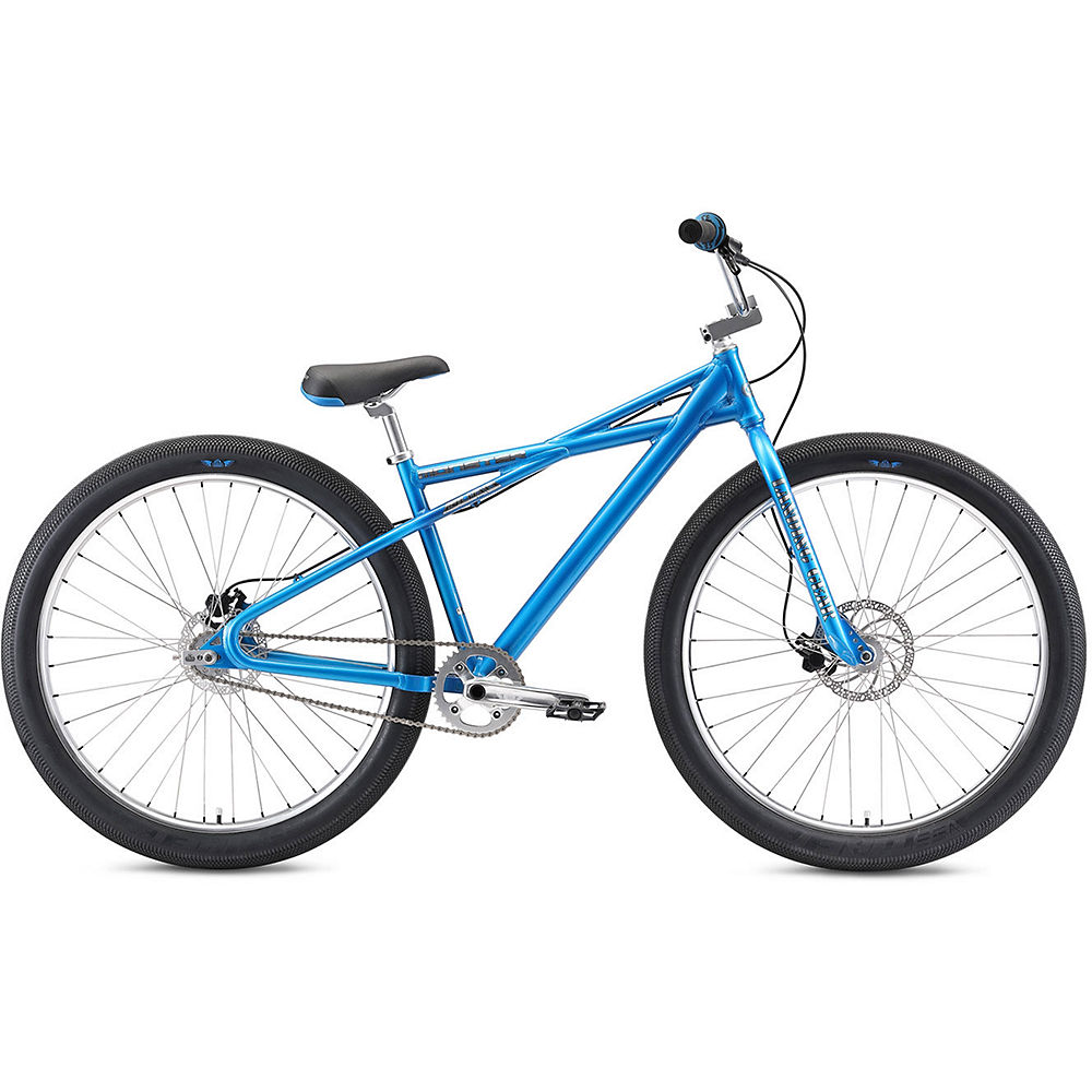 SE Bikes Monster Quad 29+ 2021 - Azul, Azul