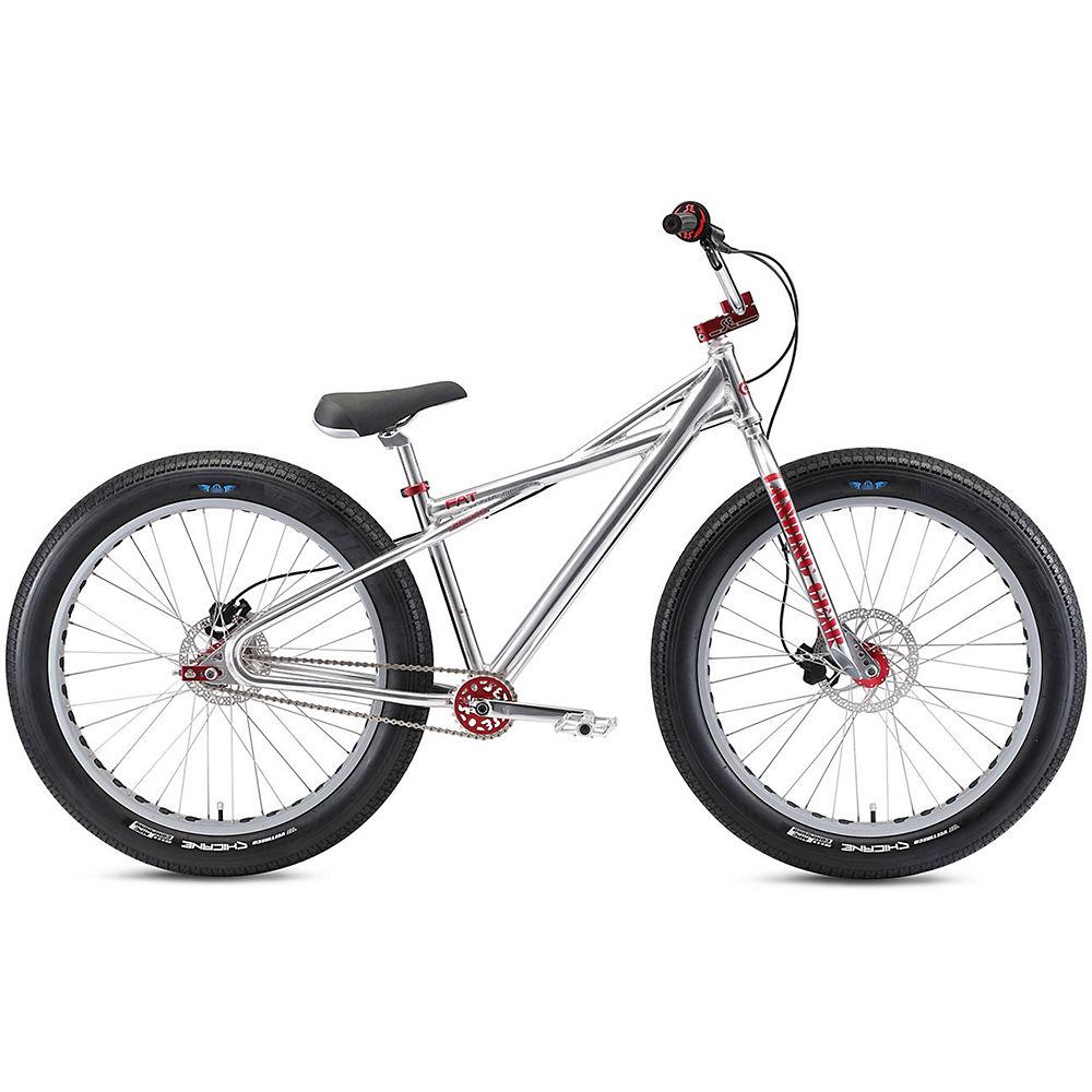 SE Bikes Fat Quad 26 2021 - High Polish, High Polish