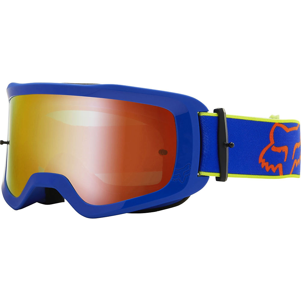 Fox Racing Main Oktiv Spark MTB Goggle (Mirror) - Black, Black