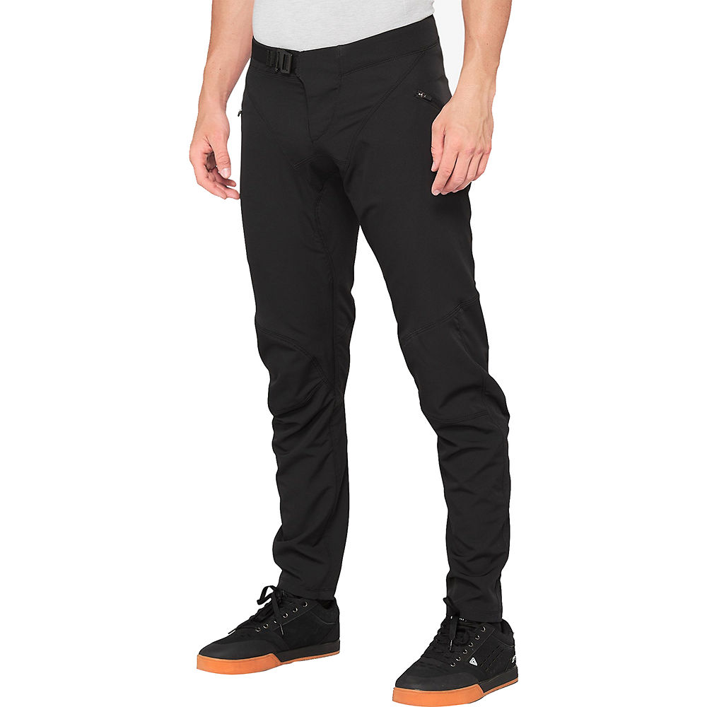 100% Airmatic Pants  - Black - 38, Black