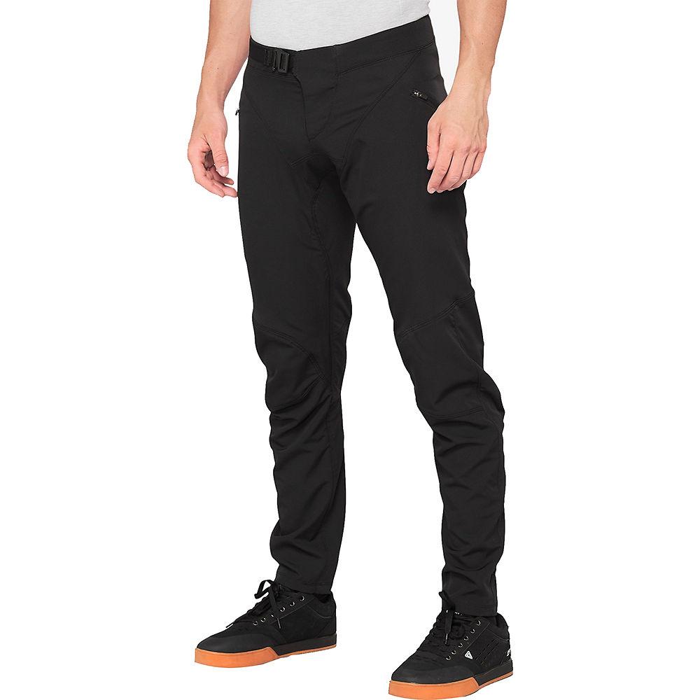 100% Airmatic Pants  - Black - 28  Black