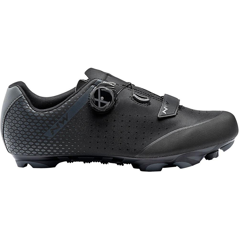 Northwave Origin Plus 2 Mtb Shoes - Black-anthracite - Eu 45.3  Black-anthracite