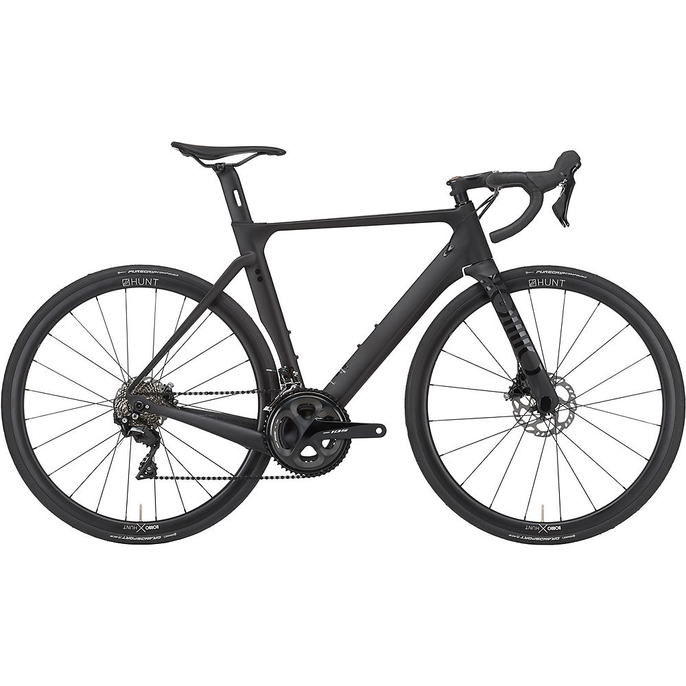 Rondo HVRT CF 2 Road Bike 2021 - Negro/Negro, Negro/Negro