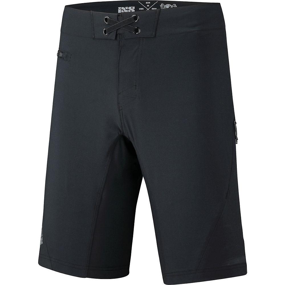 Ixs Flow Xtg Shorts 2021 - Black - Xxl  Black
