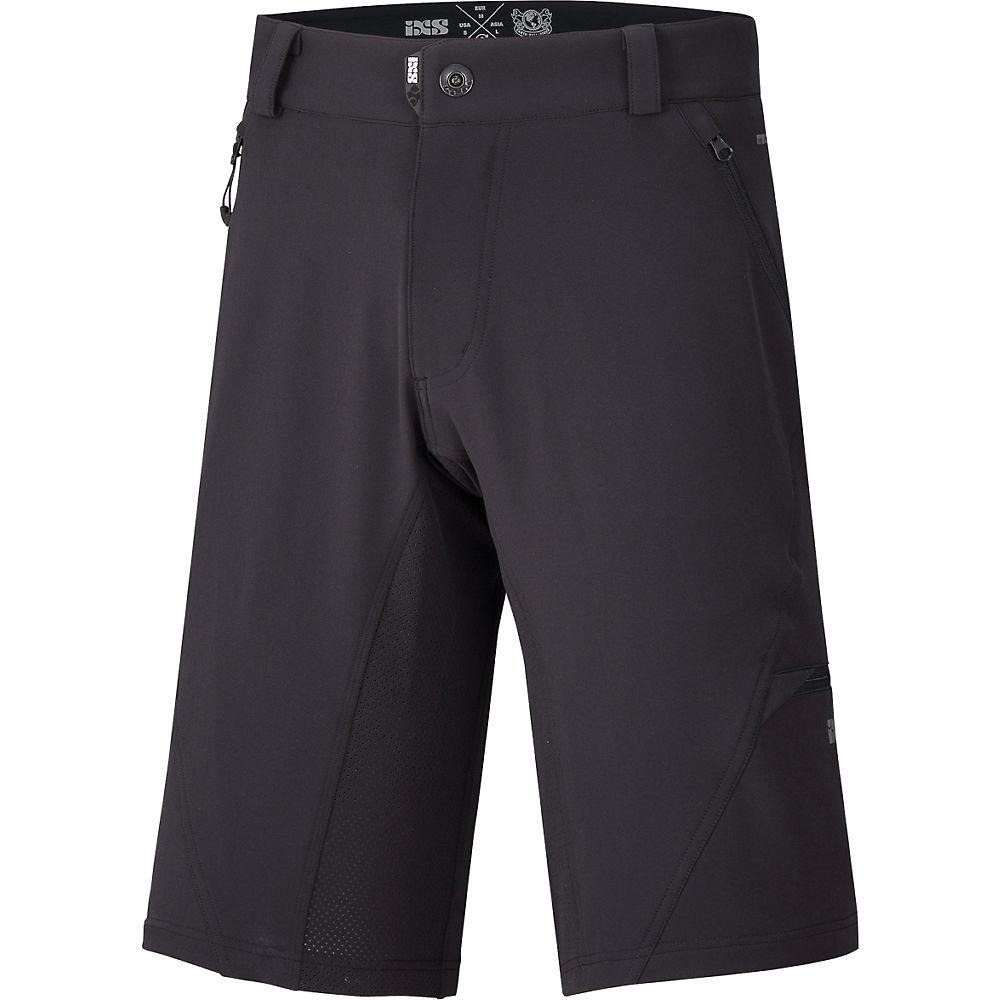 IXS Carve Digger Shorts 2021 - Black, Black