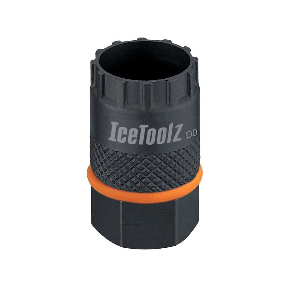 IceToolz Cassette Lockring Tool - Silver, Silver