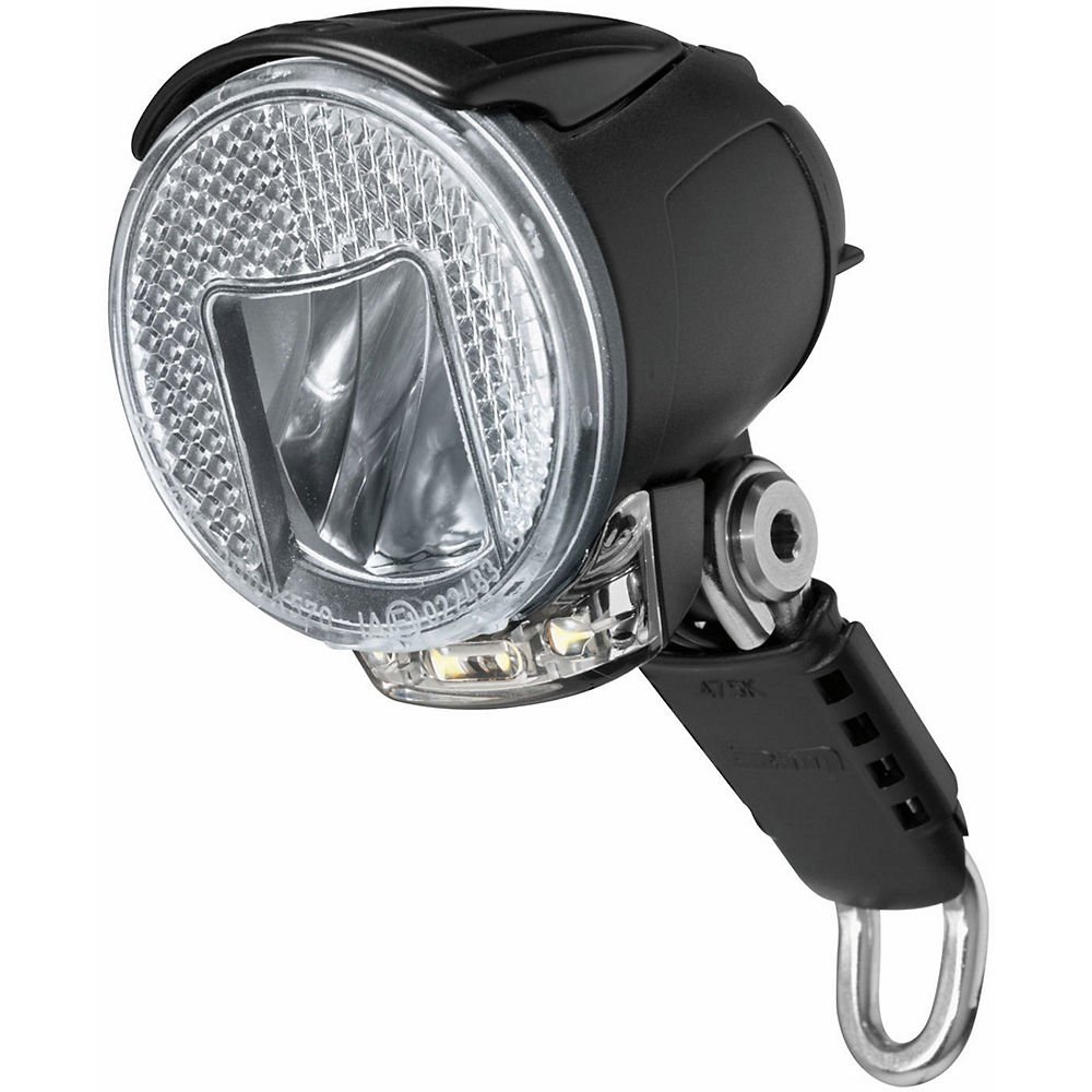 BuschandMuller Iq Cyo Rt Senso Plus Front Light - Black  Black