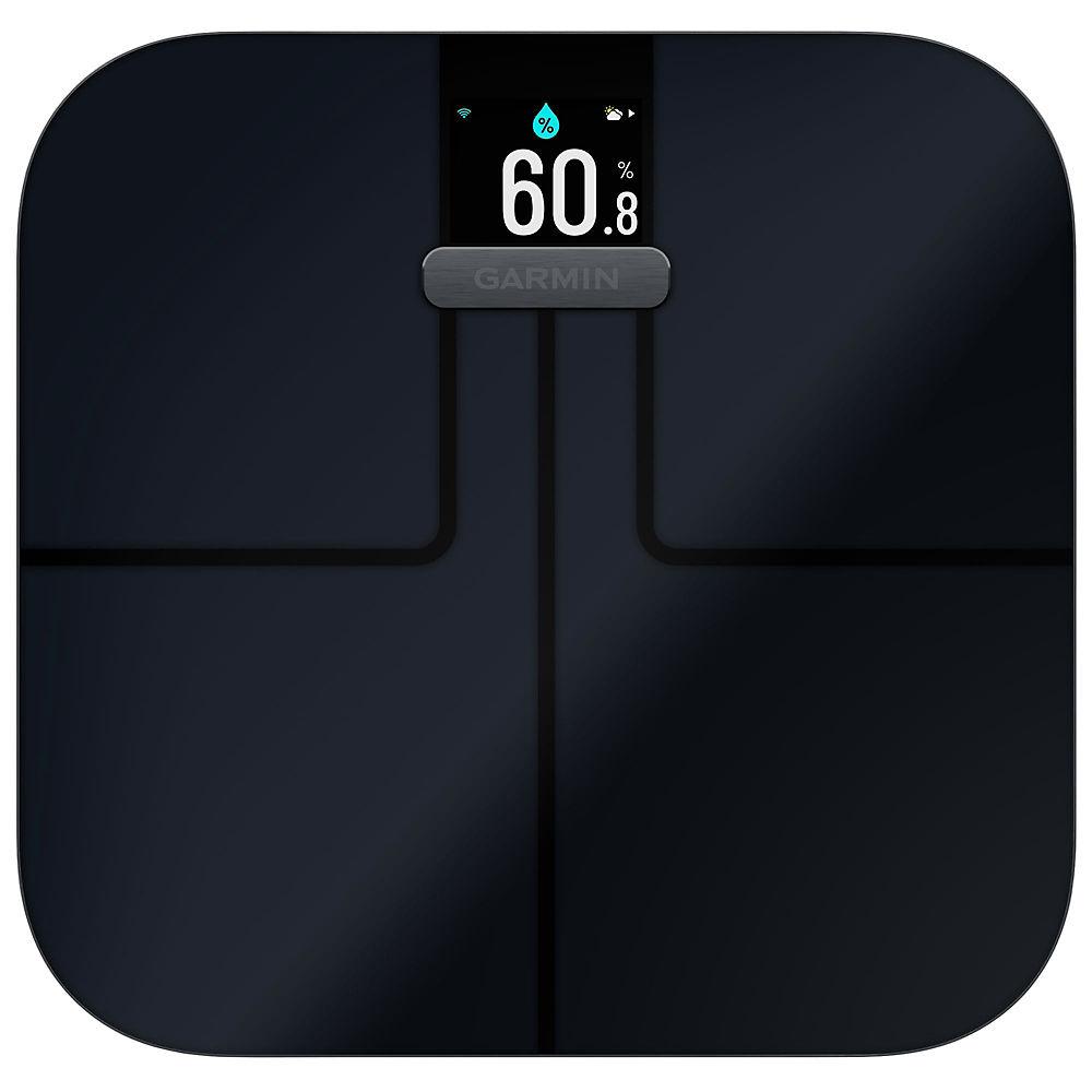 Garmin Index S2 Smart Scale - Black, Black