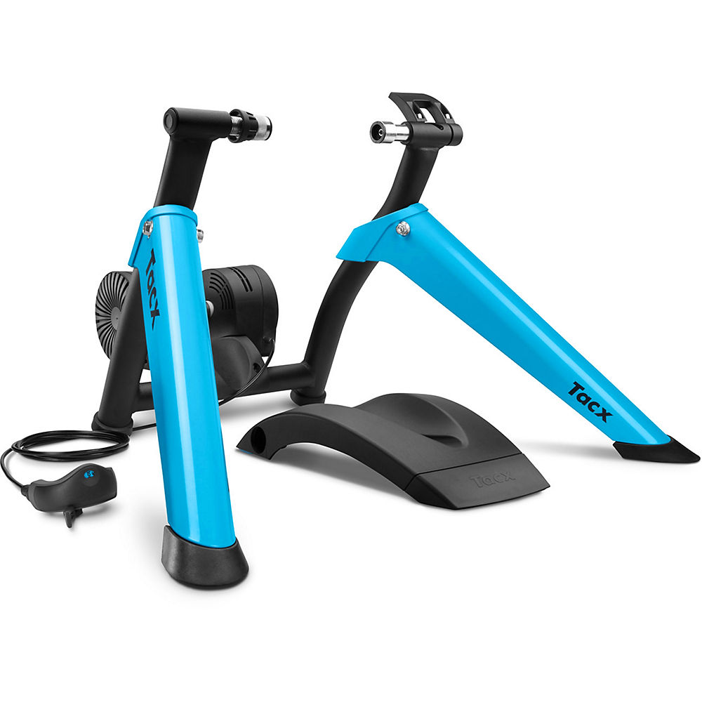 Tacx Boost Turbo Trainer - Blue -Black, Blue -Black