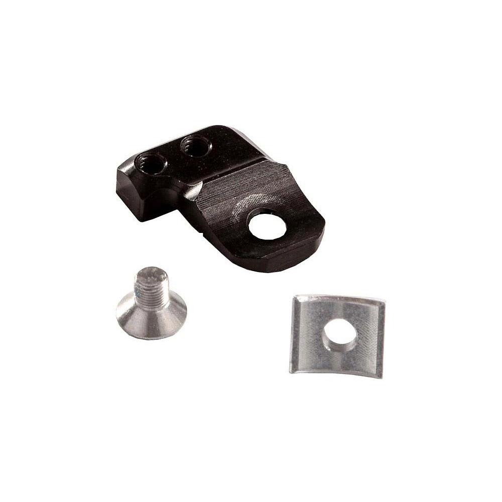 Wolf Tooth Shimano Remote Clamp Conversion Kit - Black IS-EV, Black IS-EV