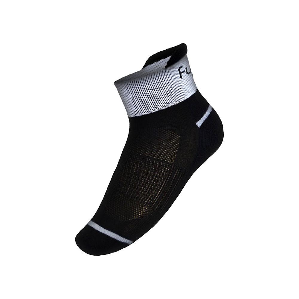 Funkier Gandia Summer Socks 2021 - Black-white  Black-white