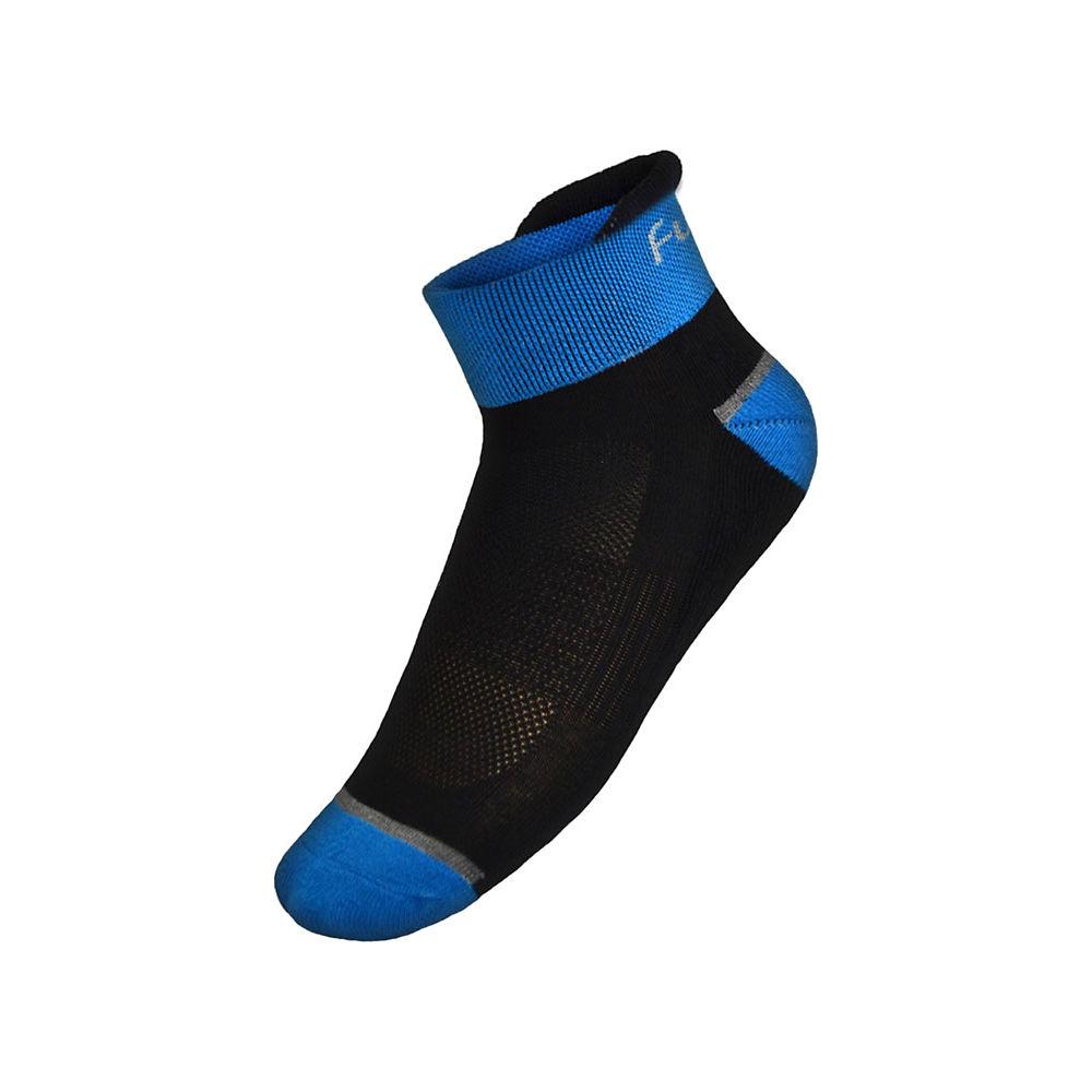 Funkier Gandia Summer Socks 2021 - Black-blue  Black-blue