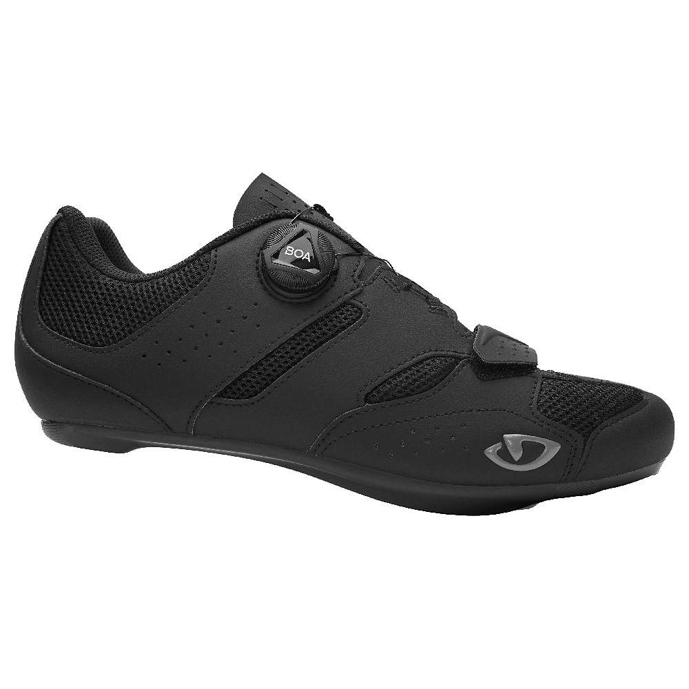 Giro Savix Ii Road Shoes 2021 - Black - Eu 42  Black