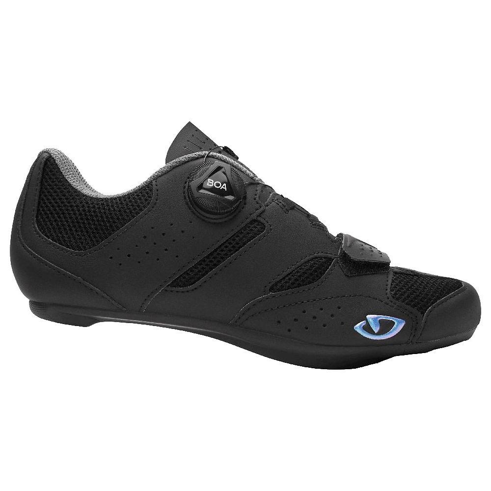 Giro Savix Ii Womens Road Shoes 2021 - Black - Eu 36.5  Black